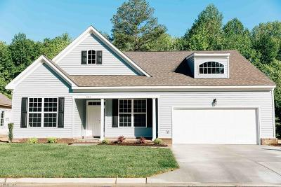 Chesapeake Single Family Home New Listing: Mm Chandler At Ida Gardens
