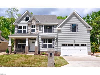 Chesapeake Single Family Home New Listing: Mm Sylvia At Ida Gardens