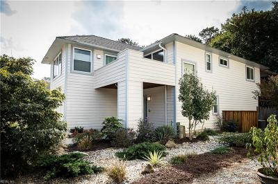 Virginia Beach Single Family Home New Listing: 2321 Rookery Way