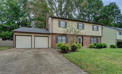 Hampton Single Family Home New Listing: 56 Whetstone Dr
