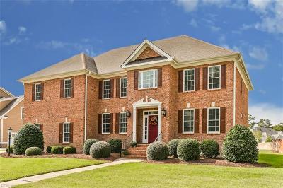 Virginia Beach Single Family Home New Listing: 2412 Mathews Green Rd