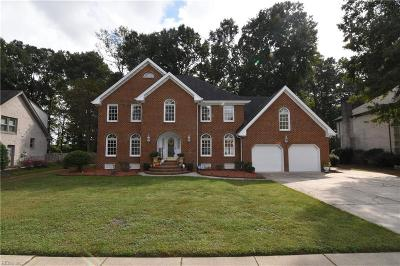 Chesapeake Single Family Home New Listing: 1518 Shenandoah Pw