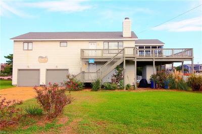 Sandbridge Beach Single Family Home For Sale: 2800 Bluebill Dr