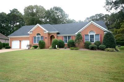 Chesapeake Single Family Home New Listing: 521 Liverpool Ct
