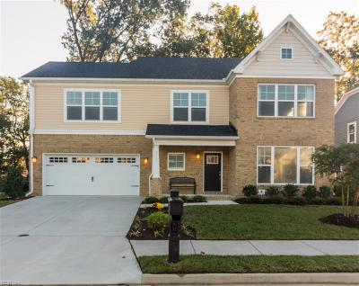 Suffolk Single Family Home New Listing: 2643 River Watch Dr
