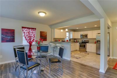 Hampton Single Family Home New Listing: 112 Powhatan Pw