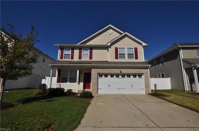 Chesapeake Single Family Home New Listing: 4122 Taughtline Loop