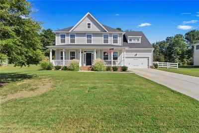 Suffolk Single Family Home New Listing: 3013 Indian Point Rd