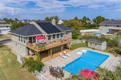 Virginia Beach Single Family Home New Listing: 313 Pike Cir