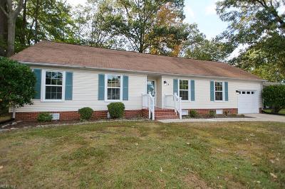 Hampton Single Family Home New Listing: 15 Patriot Cres
