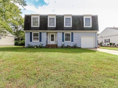 Hampton Single Family Home New Listing: 8 Pasadena Ct