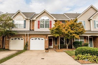 Chesapeake Single Family Home New Listing: 411 Breezy Pt