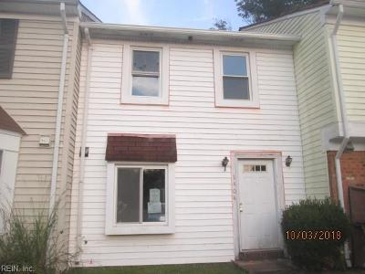 Virginia Beach Single Family Home New Listing: 1404 Doe Ct