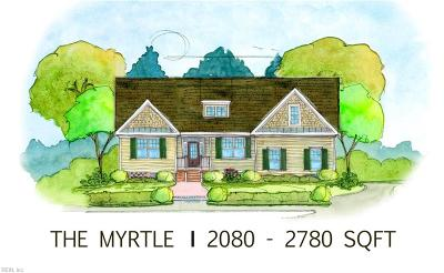 Suffolk Single Family Home New Listing: Mm Waterfront Myrtle Iii