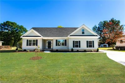 Suffolk Single Family Home New Listing: Mm Waterfront Myrtle Ii