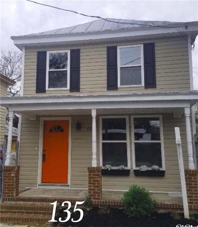 Suffolk Single Family Home New Listing: 135 Church St