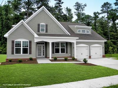 Chesapeake Single Family Home New Listing: Mm Myrtle At Ida Gardens