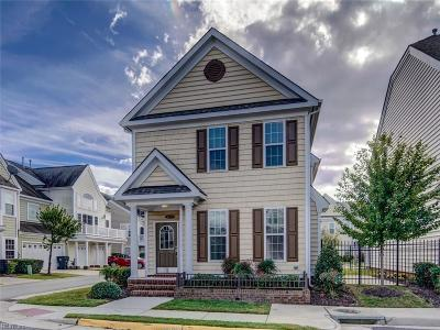 Suffolk Single Family Home New Listing: 6122 Cushing St