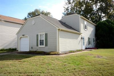 Virginia Beach Single Family Home New Listing: 1100 Lord Dunmore Dr