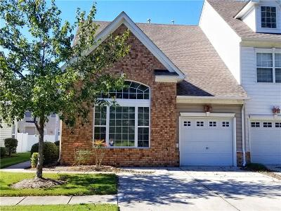 Virginia Beach Single Family Home New Listing: 997 Lambourne Ln