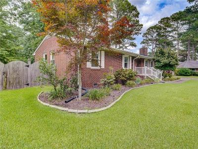 Portsmouth Single Family Home New Listing: 31 Early Dr