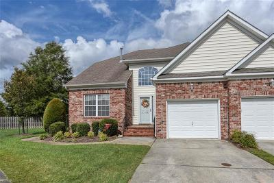Portsmouth Single Family Home New Listing: 3108 Sterling Way #63