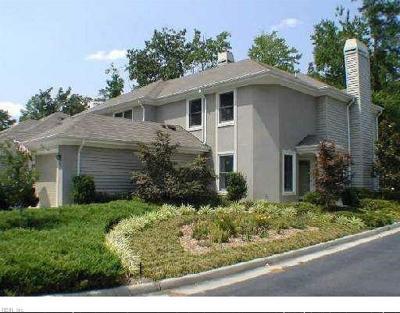 Chesapeake Single Family Home New Listing: 126 Esplanade Pl