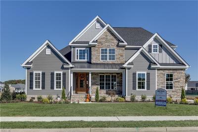 Suffolk Single Family Home For Sale: 4014 Evan Cir