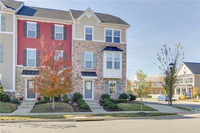 Williamsburg Single Family Home New Listing: 4000 Luminary Dr