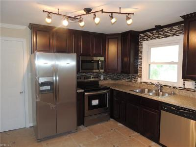 Chesapeake Single Family Home New Listing: 3108 Old Mill Rd