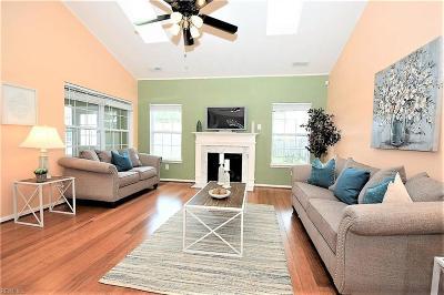 Suffolk Single Family Home New Listing: 1311 Pheasant Cir