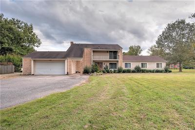 Single Family Home For Sale: 237 Saint Brides Rd E