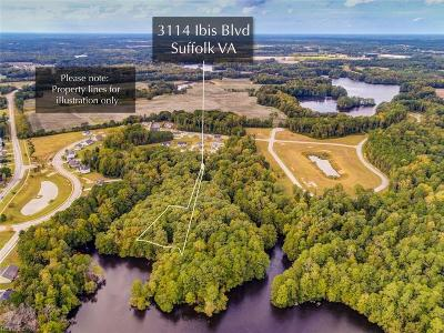 Suffolk Residential Lots & Land For Sale: 3114 Ibis Blvd