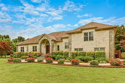 Virginia Beach Single Family Home For Sale: 3309 Baum Rd