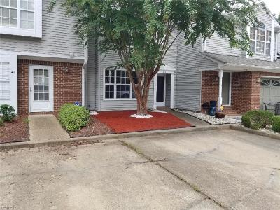 Hampton Single Family Home For Sale: 413 Woodview