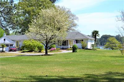 Virginia Beach VA Single Family Home New Listing: $750,000