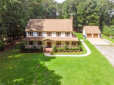 Chesapeake Single Family Home New Listing: 1552 Shillelagh Rd