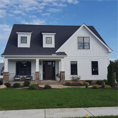 Suffolk Single Family Home New Listing: 4107 Colbourn Dr