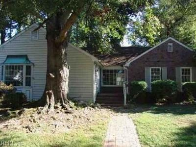 Portsmouth Single Family Home New Listing: 211 Park Rd