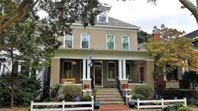 Norfolk Single Family Home Under Contract: 712 Maury Ave
