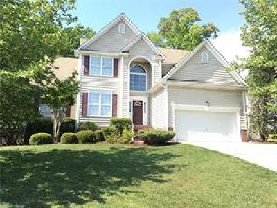 Williamsburg Single Family Home New Listing: 212 George Wythe Ln