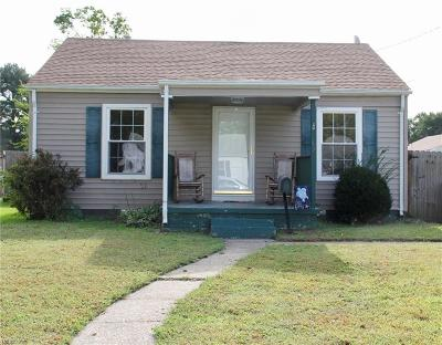 Portsmouth Single Family Home New Listing: 62 Harvard Rd