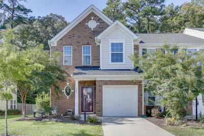 Yorktown Single Family Home New Listing: 305 Alexia Ln