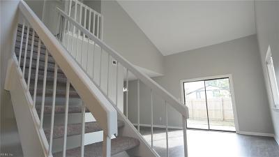 Virginia Beach VA Single Family Home New Listing: $200,000
