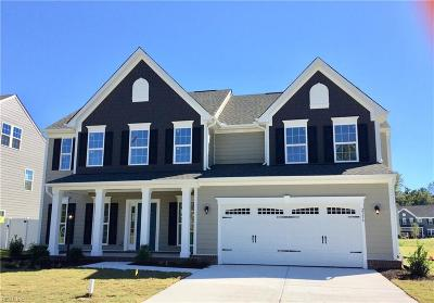 Chesapeake Single Family Home New Listing: 2156 Summer Breeze Rd