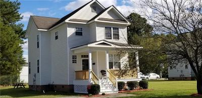 Suffolk Single Family Home New Listing: 514 York St