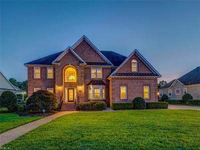 Virginia Beach Single Family Home New Listing: 1149 Knights Bridge Ln