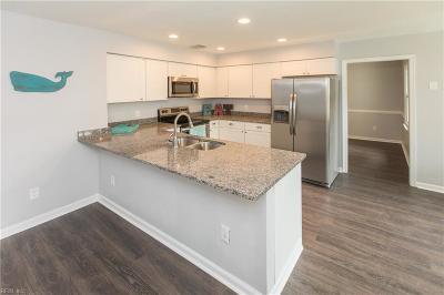 Virginia Beach VA Single Family Home New Listing: $264,900