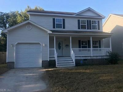 Hampton Single Family Home New Listing: 305 Roane Dr