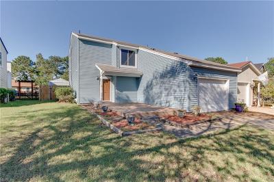 Virginia Beach VA Single Family Home New Listing: $214,500